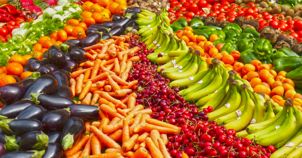 Healthy food sources